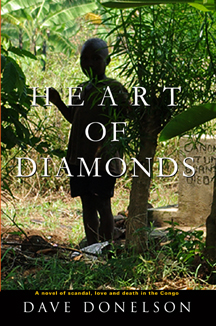 Heart Of Diamonds - Congo Thriller